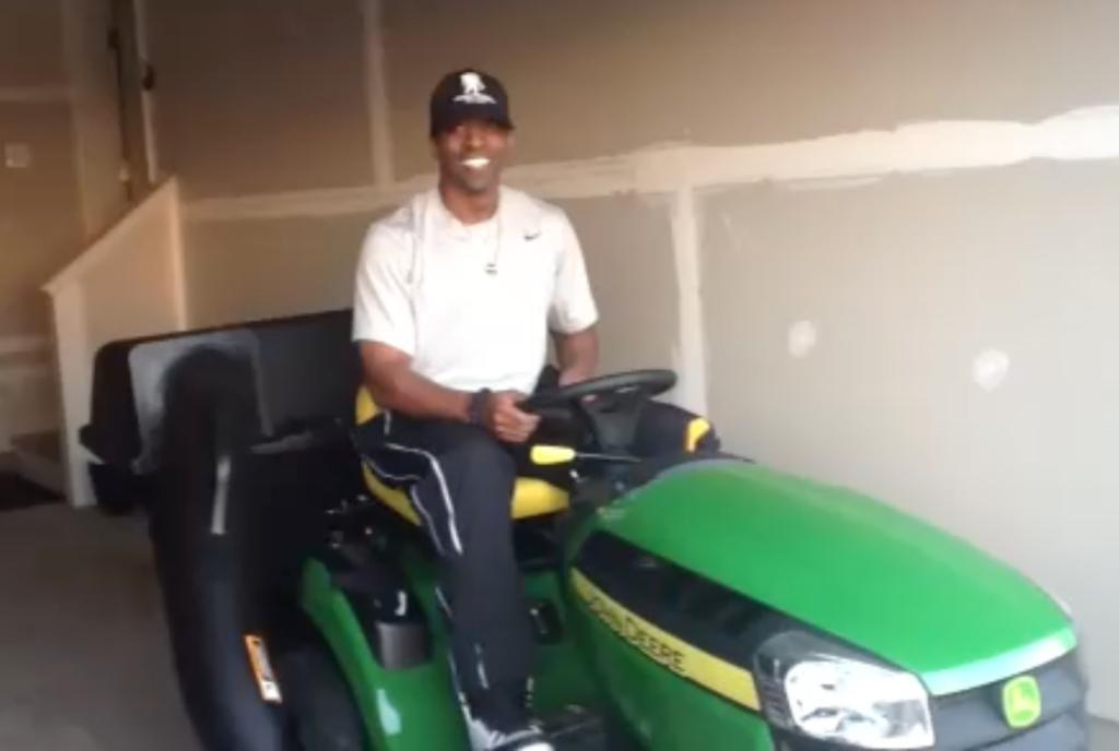 Paul Roberts Tractor