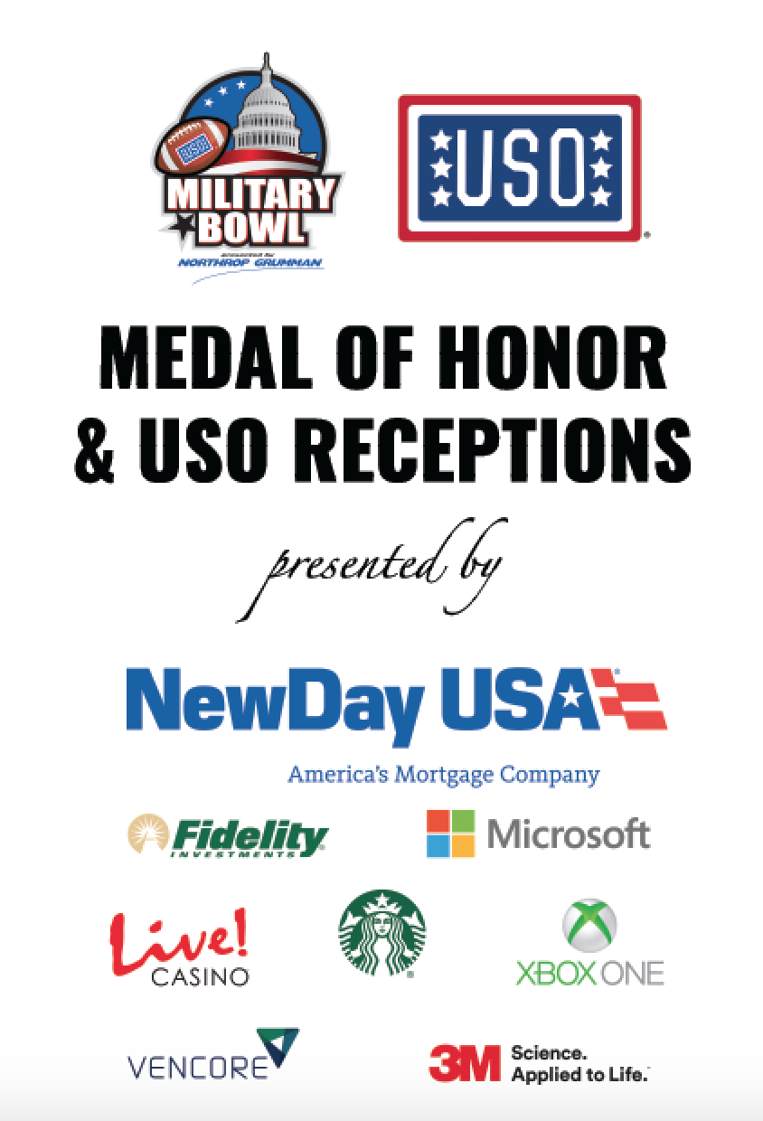 MOH and USO Signs